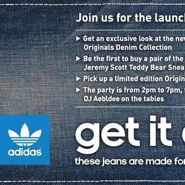 adidas: Get it on! 2/10/2011