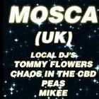 Propa X Nuff Said Pres. Mosca (UK) 17/03/11