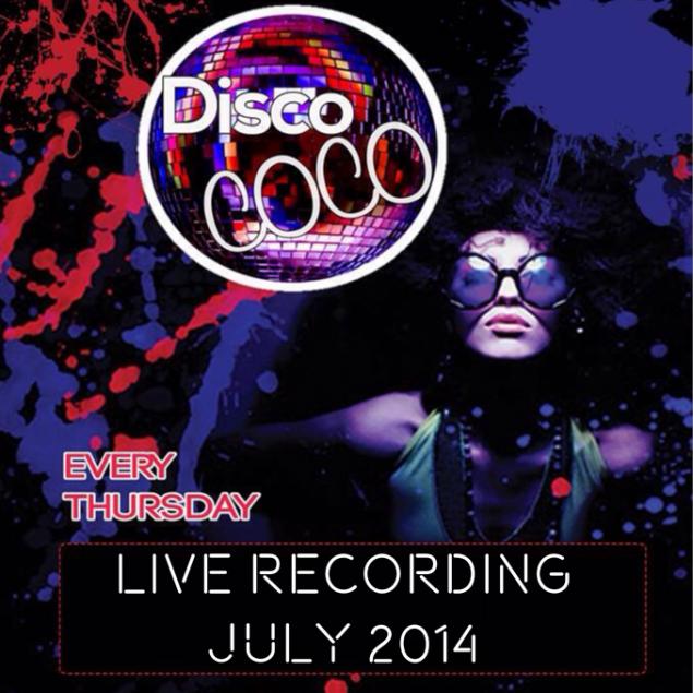 Disco Coco Live (July 2014)