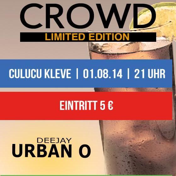 CROWD @ Culucu Kleve