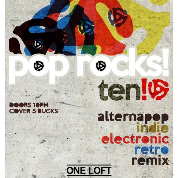 POP ROCKS! // TEN