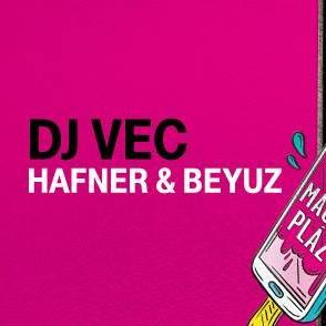 DJ Vec - Deezer stage