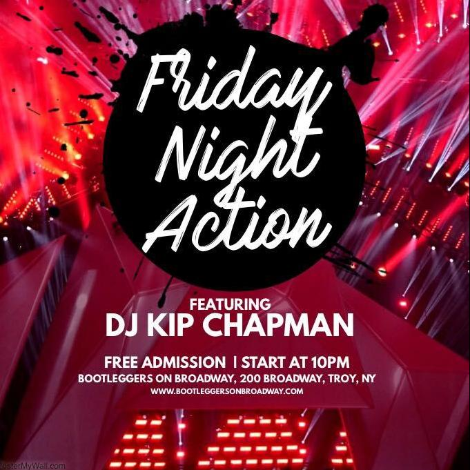 DJ Kip Chapman LIVE at Bootleggers On Broadway 11/9/18