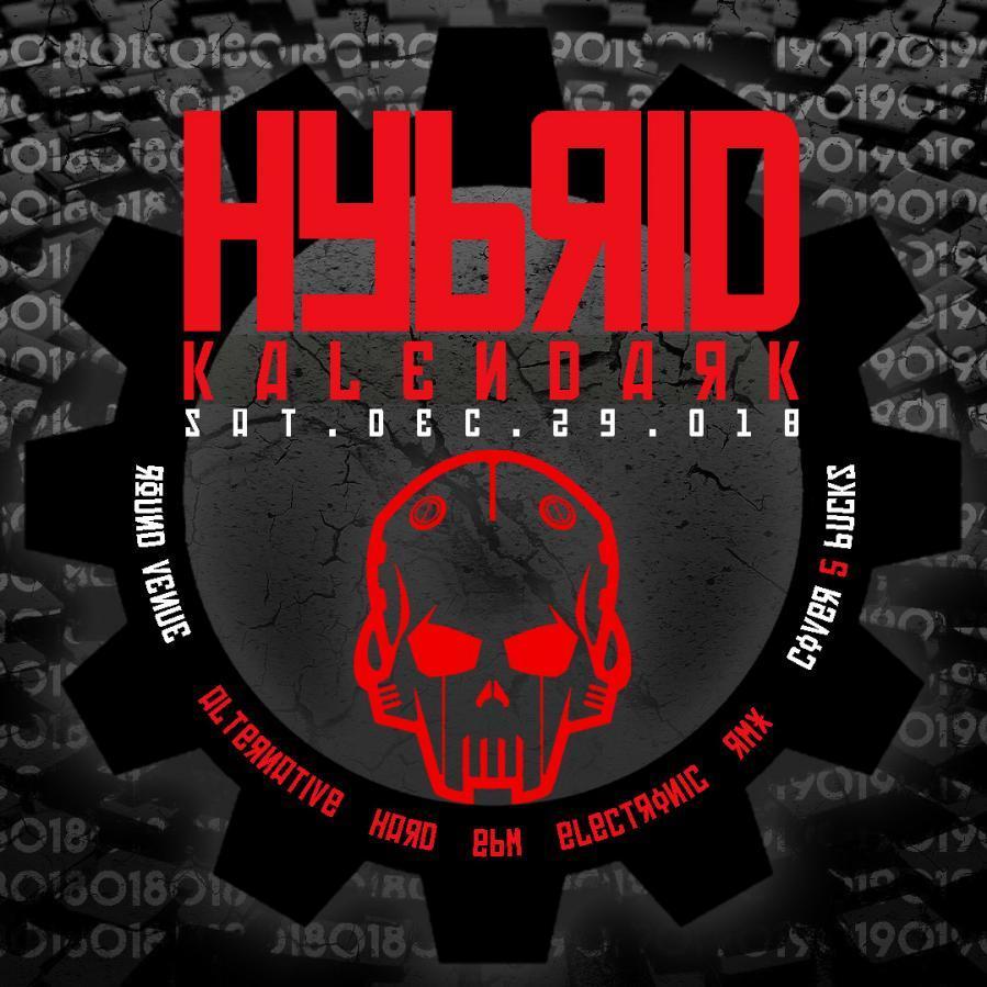 HYBRID // KALENDARK