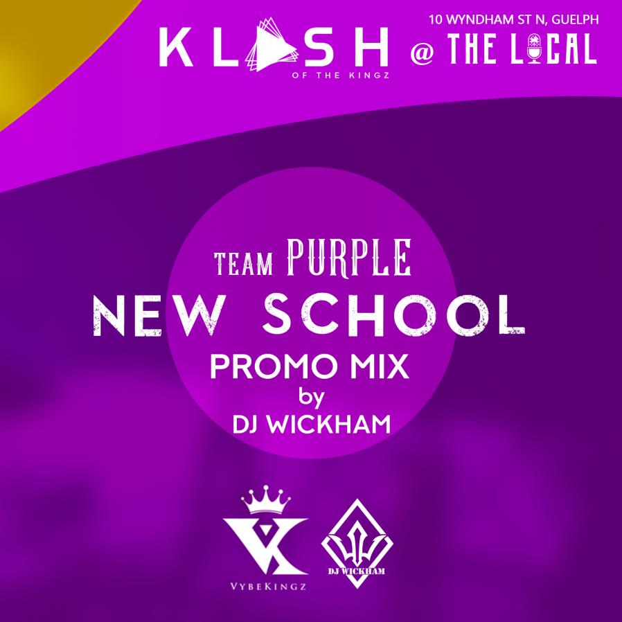 Klash of The Kingz Promo (Team Purple)
