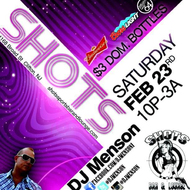 2/23/13 @ Shots Sports Lounge