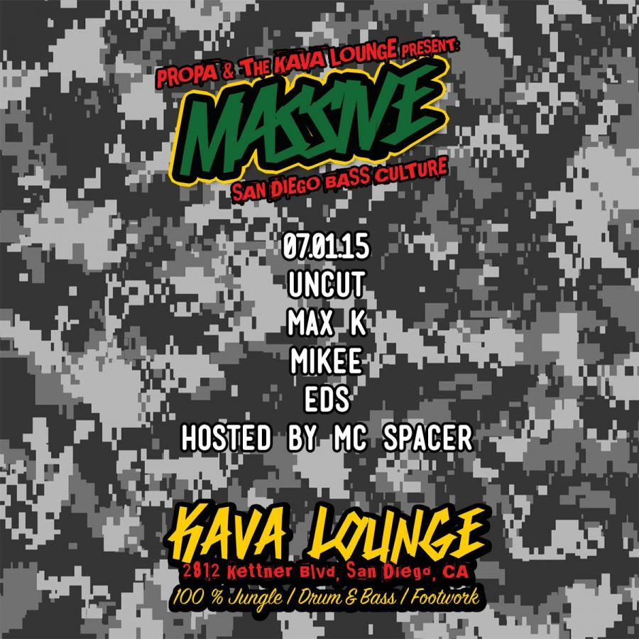 Massive - 1/07/15