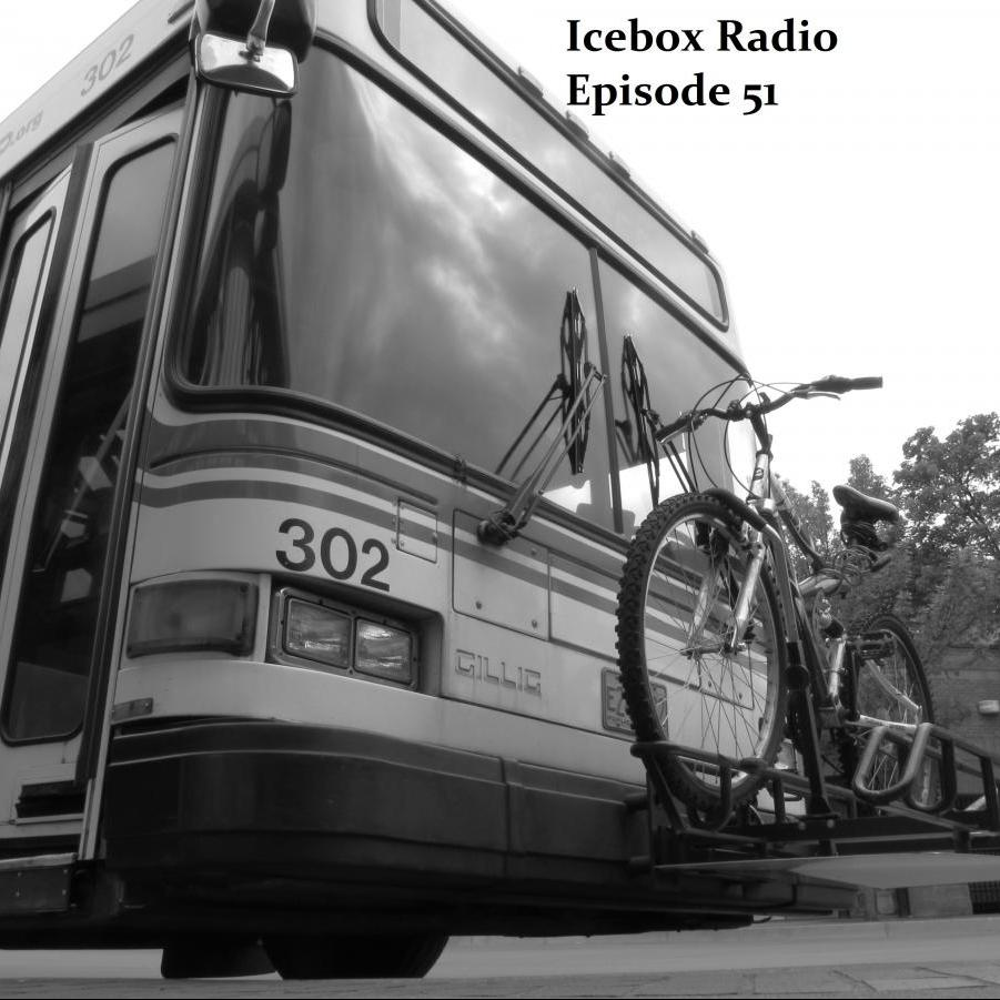 Icebox Radio Show Episode 51