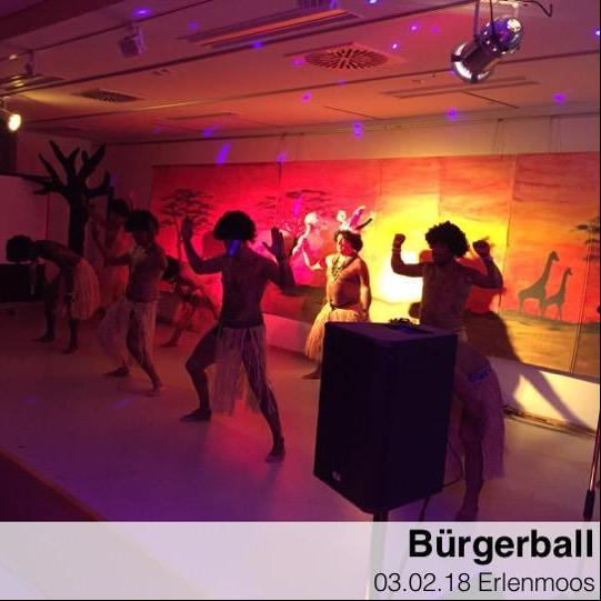 Bürgerball Erlenmoos