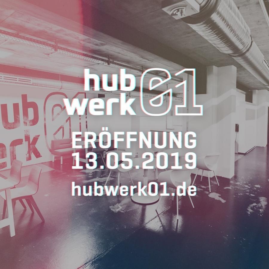 Opening HubWerk01 - Bruchsal / Germany