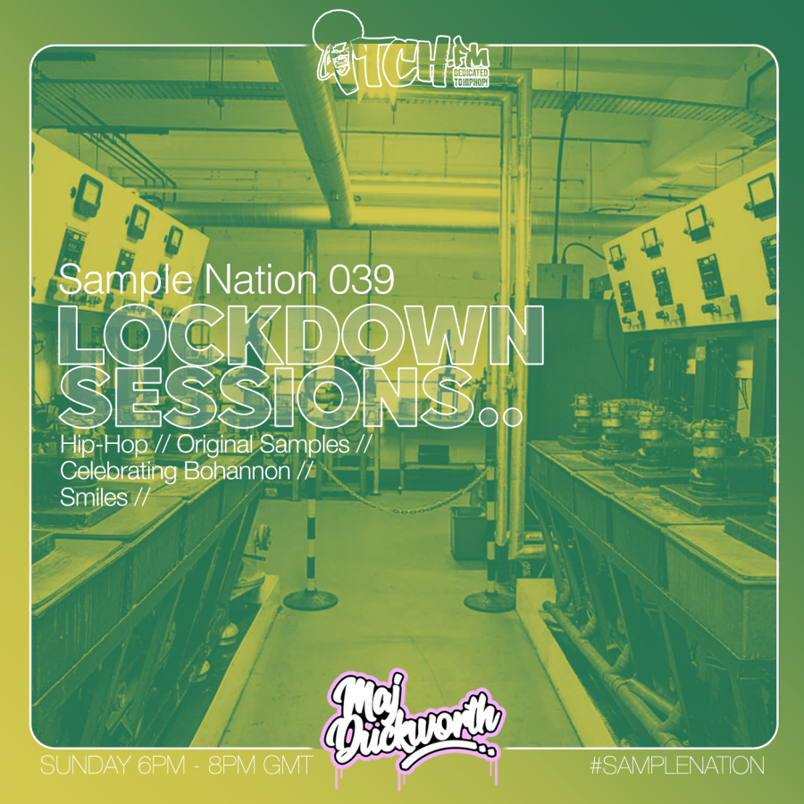 SAMPLE NATION 039 // LOCKDOWN SESSIONS