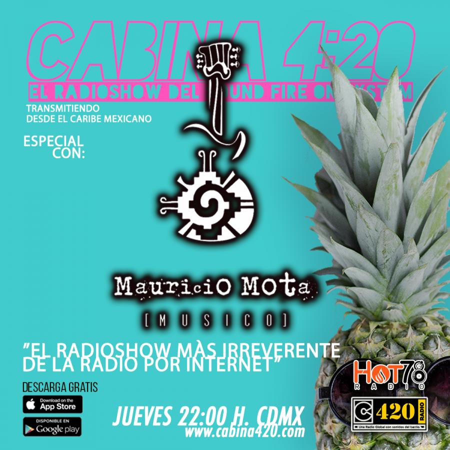 #370 - ESPECIAL con MAURICIO MOTA - 18/06/20