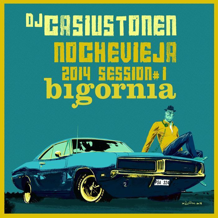 Nochevieja 2014 Bigornia Mix#1 & 2