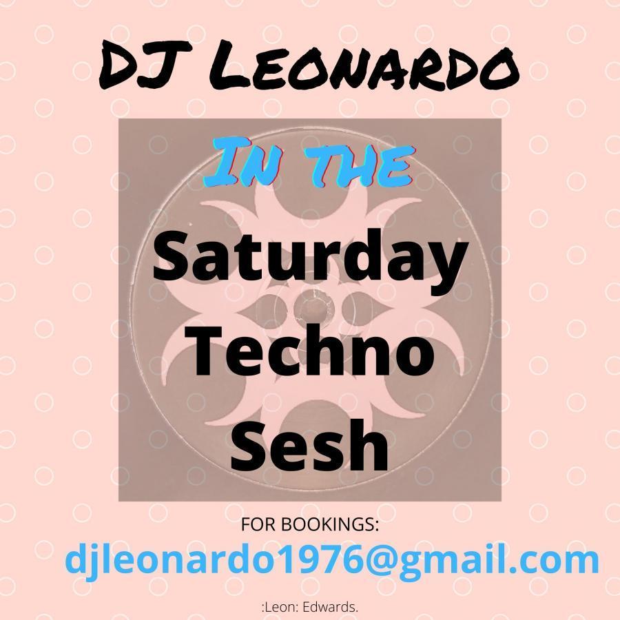 In the Saturday Techno Sesh