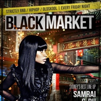 Black Market, 5th August 2011 12am-1am