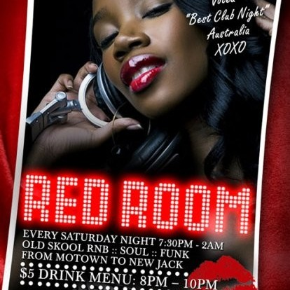 Red Room, 20th August 2011 12am-2am