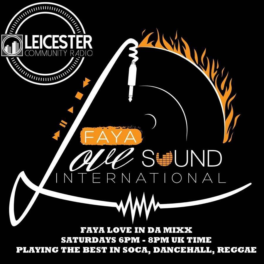 Faya Love In Da Mixx 23.12.2017 - Xmas Wuk Up Session