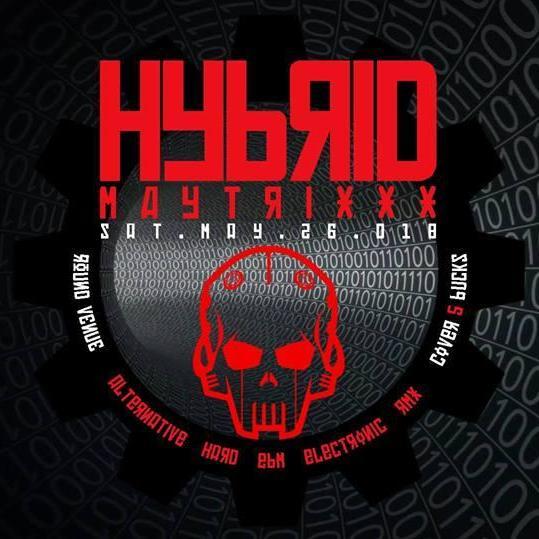 HYBRID // MAYTRIXXX