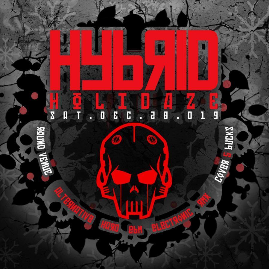 HYBRID // Holidaze