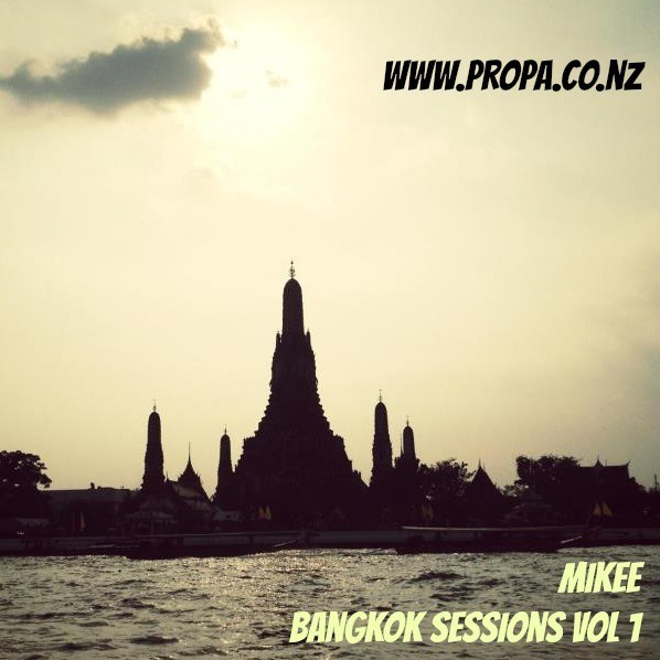 Bangkok Sessions Vol 1.