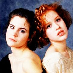 Vol 1: Compilation Inspired By 80s themed Tumblr Blogs and pictures of Molly Ringwald & Ally Sheedy
