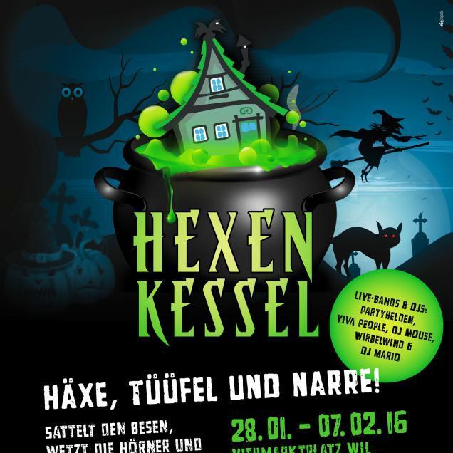 Hexenkessel Wil 30.01.2016