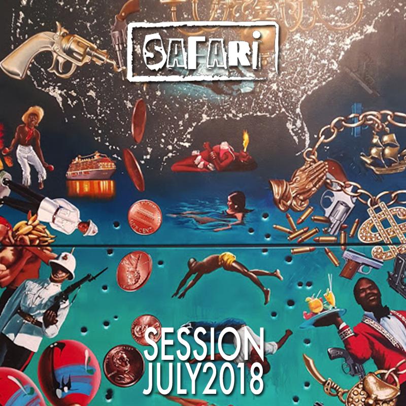 Safari Sessions - July 2018