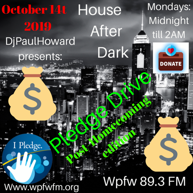 HOUSE AFTER DARK 10142019