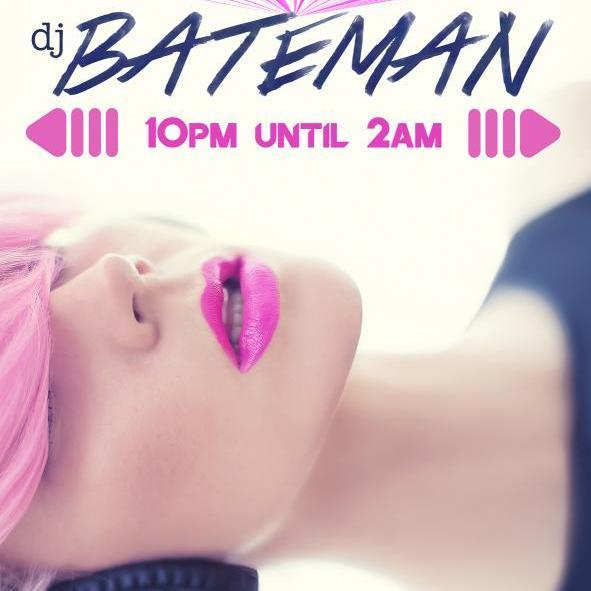 Wednesday Evening with DJ BATEMAN - October 11th, 2017