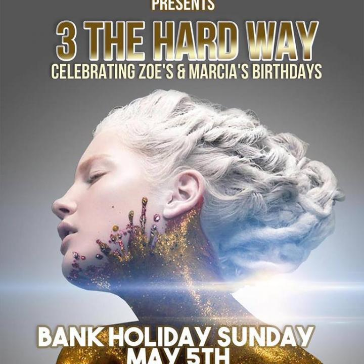 PROPHECY OF HOUSE ALONGSIDE ACTIVELOVE DISCOHUSTLERS PRESENTS - 3 THE HARD WAY - 5-05-19