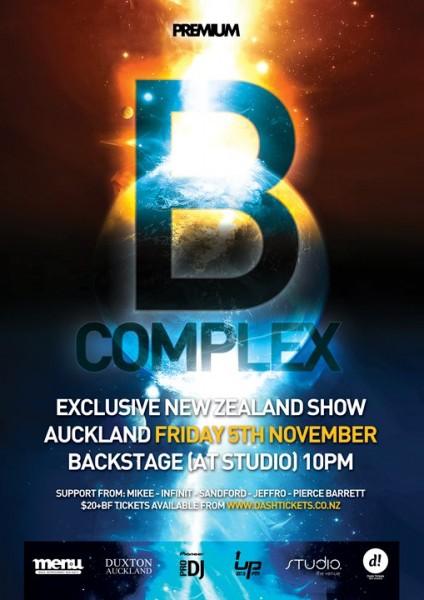 B Complex (SK) 5/11/10