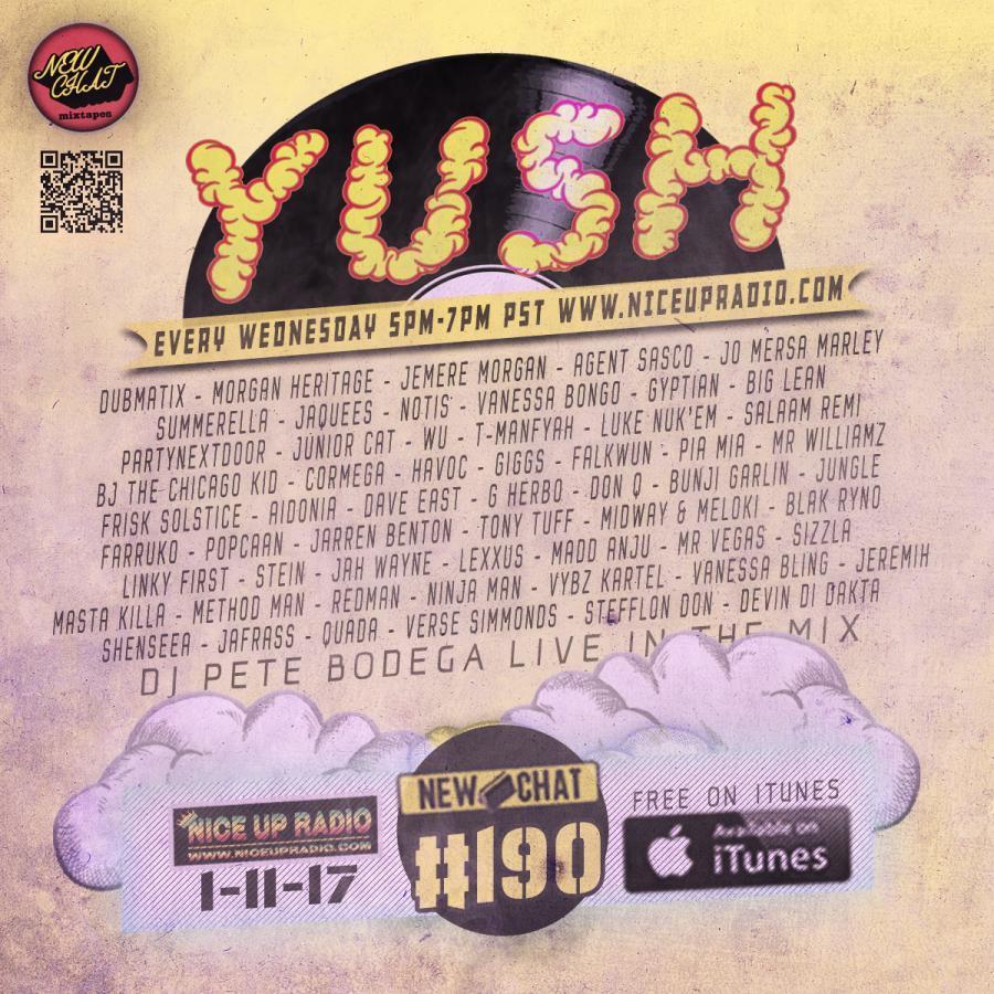 Yush! 12/7/16