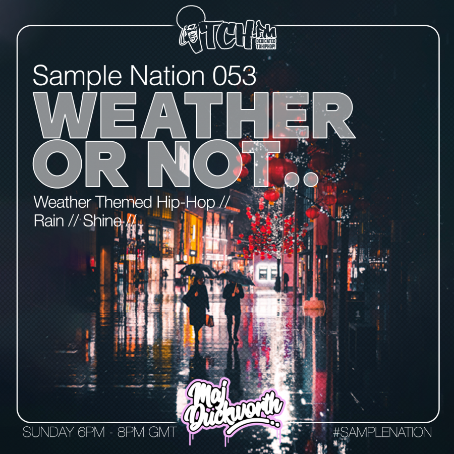 SAMPLE NATION 053 // WEATHER OR NOT