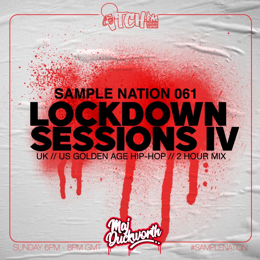 SAMPLE NATION 061 // LOCKDOWN SESSIONS 4