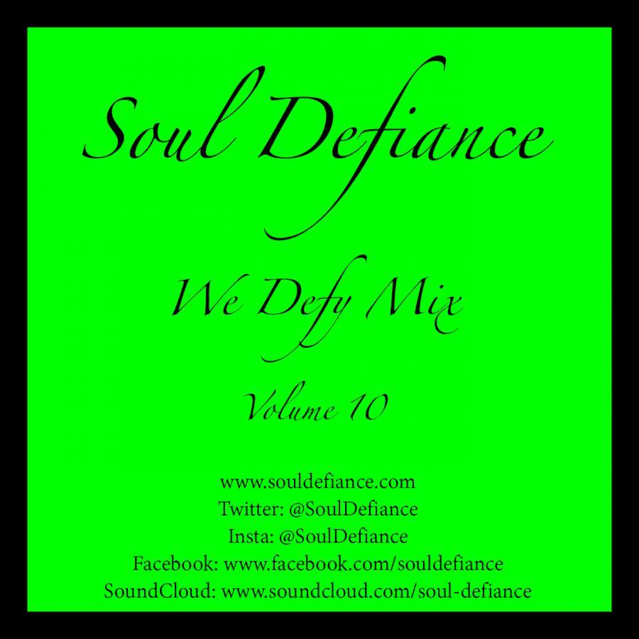 We Defy Mix Volume 10