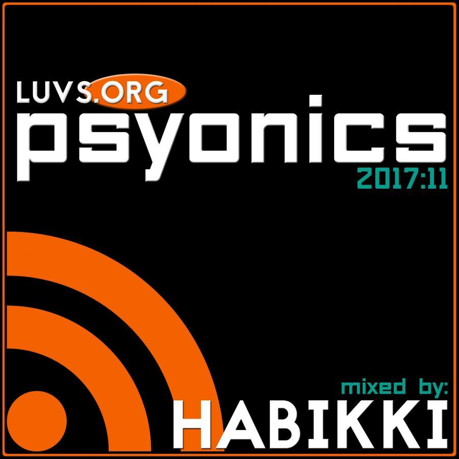 Luvs.org Sessions: [2017:11] Psyonics