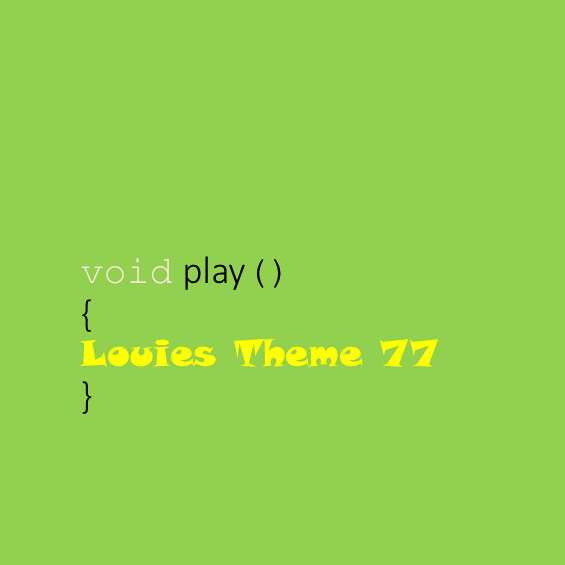 Louies Theme 77