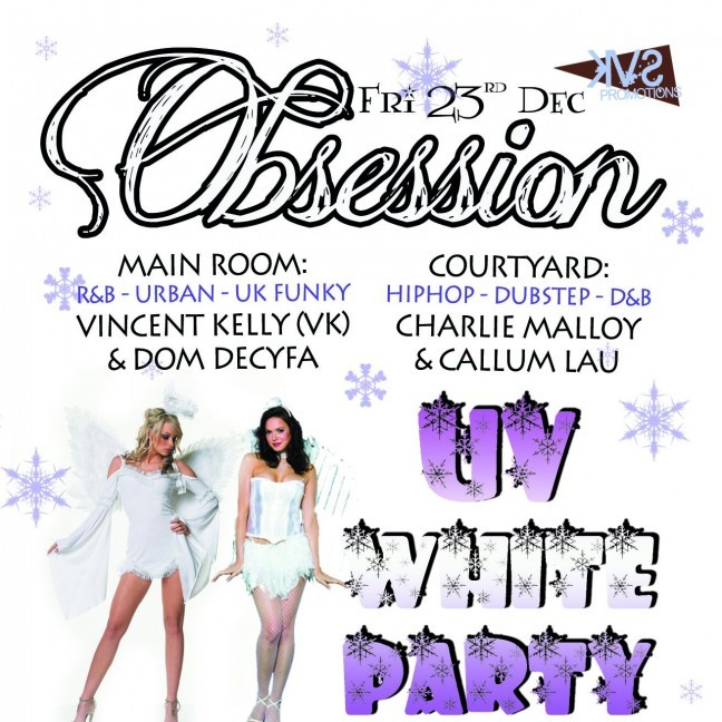 Obsession 23/12/2011