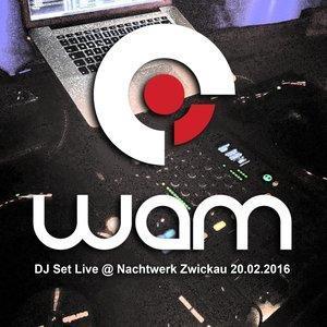 Kollektives Tanzen Nachtwerk Club8 Zwickau