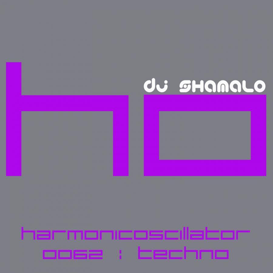 HarmonicOscillator#0062 : Techno