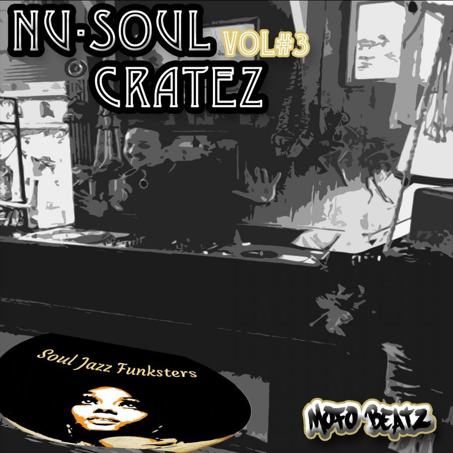 Soul Jazz Funksters #3 Nu-Soul