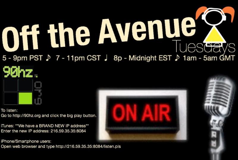 11/16/10 Off the Avenue