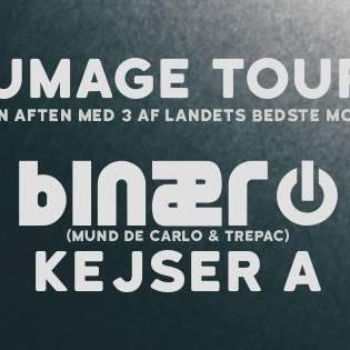 Binær Umage Tour - Lyngby