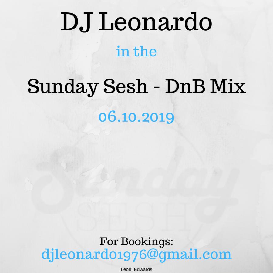 Sunday Sesh DnB Mix 06/10/2019