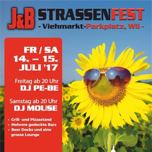J&B Strassenfest - 15.07.2017
