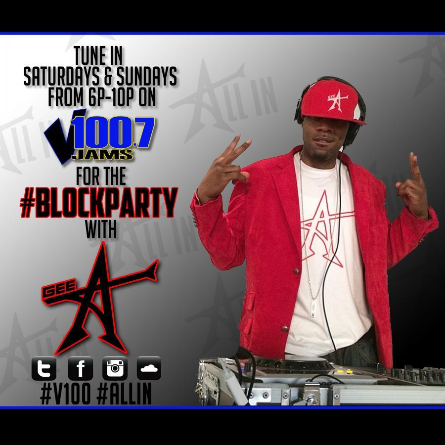 The Official Block Party Mix 9/7/14
