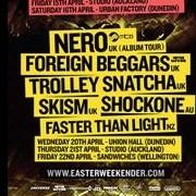Easter Weekender 21/04/11