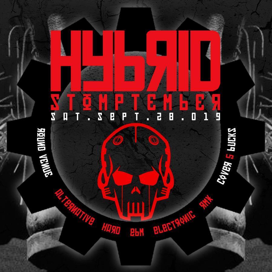 HYBRID // Stomptember
