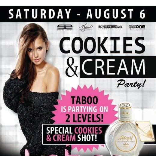 Taboo, 6th August 2011 12am-1am