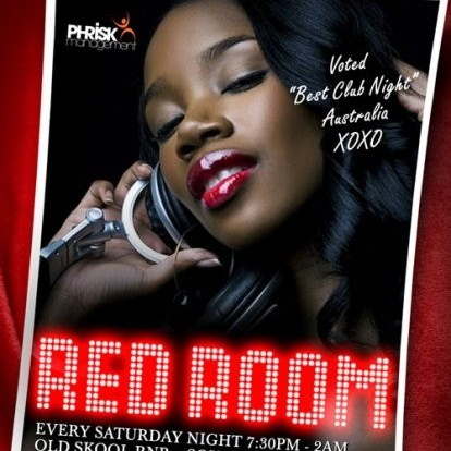 Red Room, 17th September 2011, 8pm-10pm